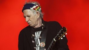 Keith Richards, guitarrista de los Rollling Stones.