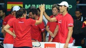 Espanya s'enfrontarà a Croàcia en el retorn al Grup Mundial