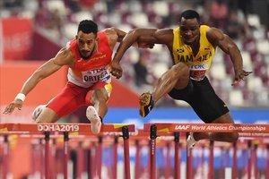La IAAF rectifica i concedeix una medalla de bronze a Orlando Ortega