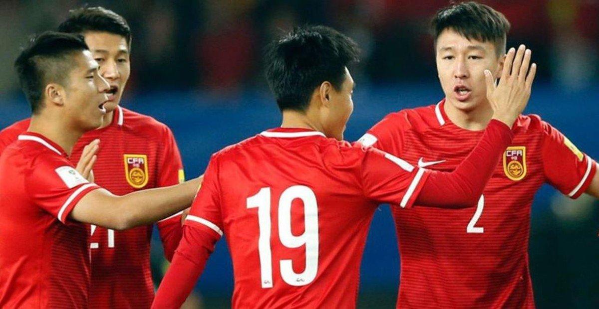 Los hinchas de China no ven a su selección clasificándose ni para un Mundial de 48 equipos.