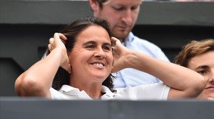 Conchita Martínez, cessada com a capitana de la Copa Davis i la Copa Federació