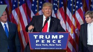 Una imagen del reportaje de 30 minuts Benvinguts a territori Trump.