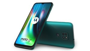 Moto g9 play, de Motorola.
