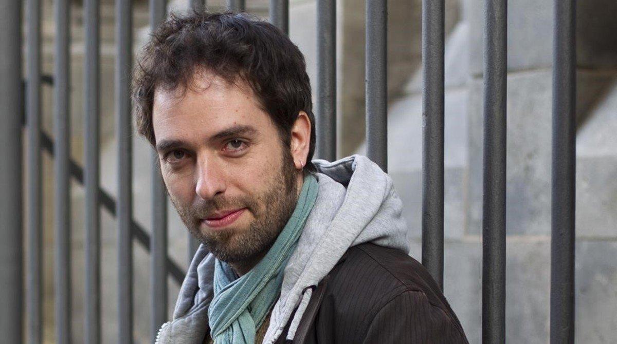 El escritor Pablo Martín Sánchez.