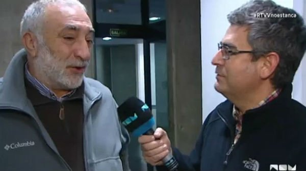 El técnico Paco Signes se ha negado a cortar la emisión de Canal 9.