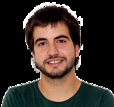 El periodista Ricard Ustrell.