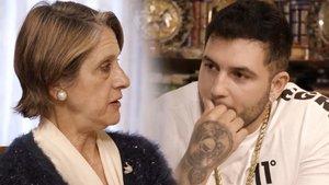 Omar Montes fa fora de casa seva la 'franquista de la tele': «Estàs faltant al respecte al meu poble»