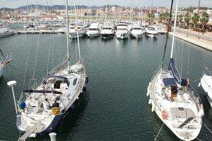 El puerto de Badalona en una imagen de archivo.