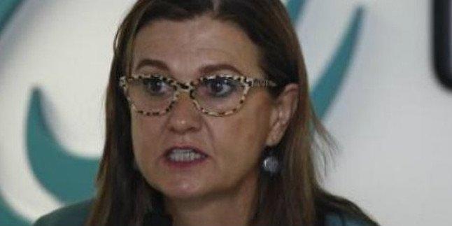 La presidenta del Círculos de Empresarios, Mónica de Oriol.