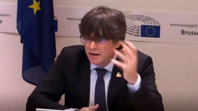Puigdemont: «La DUI era l'única opció digna i democràtica»