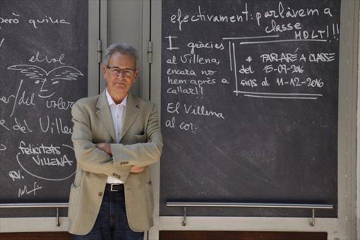El profesor y ensayista José Luis Pardo, autor de Estudios del malestar.
