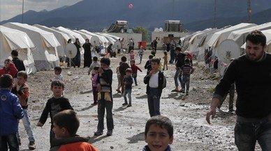 Turquía quiere que los refugiados sirios se marchen
