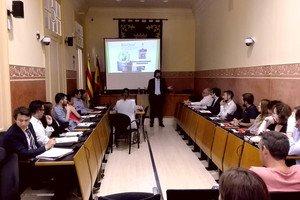 Reunión informativa con las comercializadoras interesadas en el Ayuntamiento de Rubí