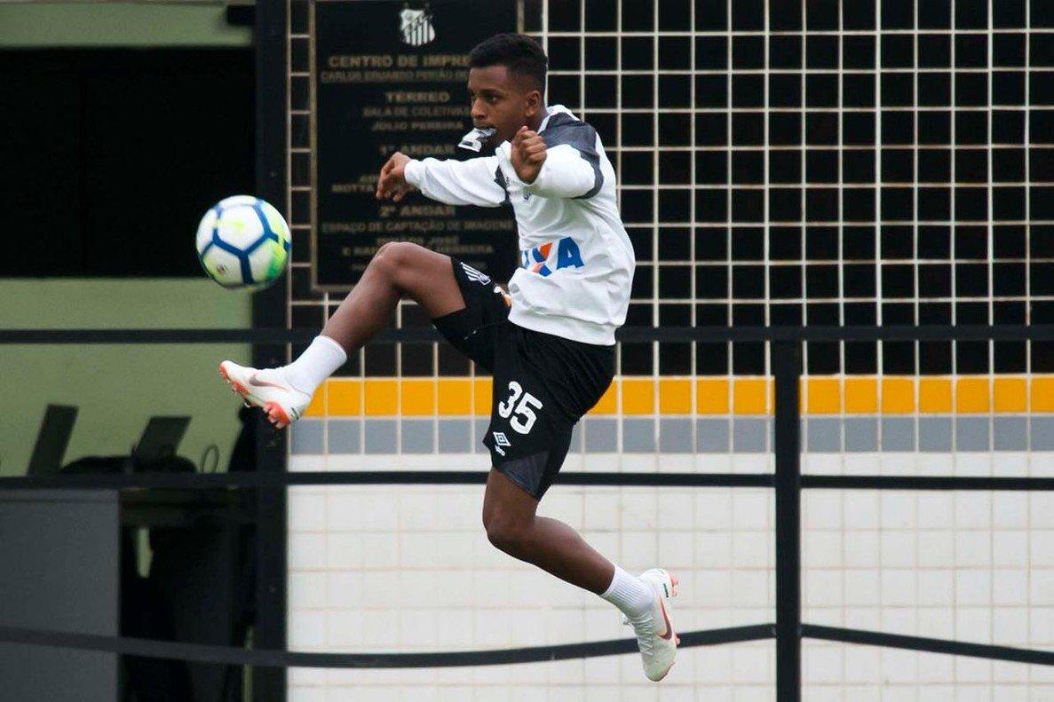 La joven promesa brasileña que fue transferida al Real Madrid