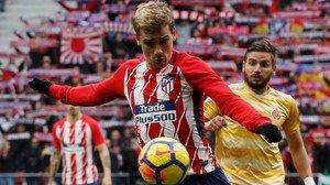 El Girona suma un punt d'or contra l'Atlètic (1-1)
