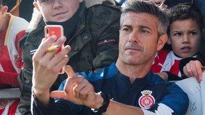 El Girona fa fora Martí i fitxa Francisco com a nou entrenador