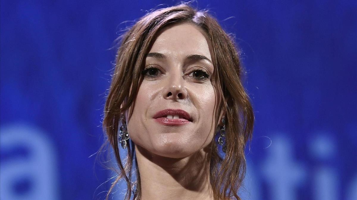 La actriz Ruth Díaz se incorpora a la nueva etapa de 'Vis a vis' en el canal Fox.