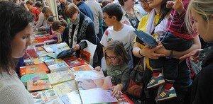 Sant Jordi se vive con intensidad en Sabadell con actividades durante toda la semana.