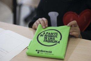 Parets se suma a la Setmana Europea de la Prevenció de Residus