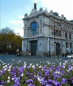 Seu del Banc dEspanya a Madrid.