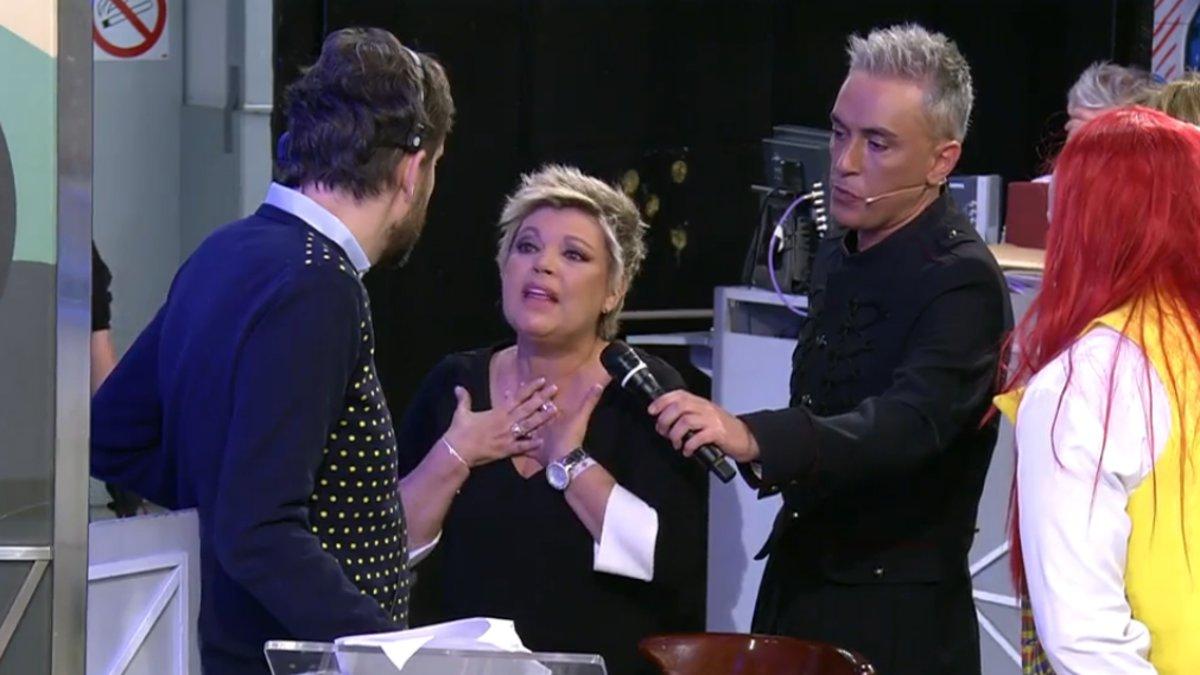 """Terelu Campos afirma a sus compañeros que no volverá """"jamás"""" a 'Sálvame'"""