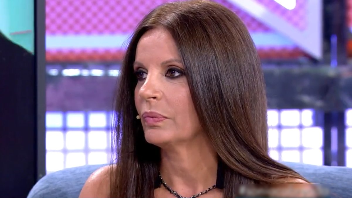 Sonia Monroy, en el 'Deluxe': habla de su drama personal y afirma que no estará en 'GH VIP'