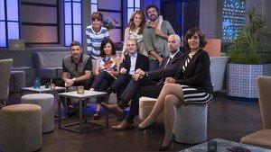 Los protagonistas de Com si fosahir, la nueva serie de sobremesa de TV-3.