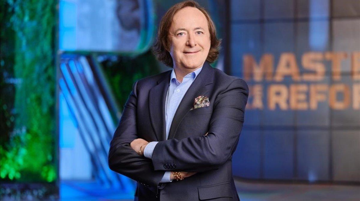 Tomás Alía, el 'manitas' de la élite