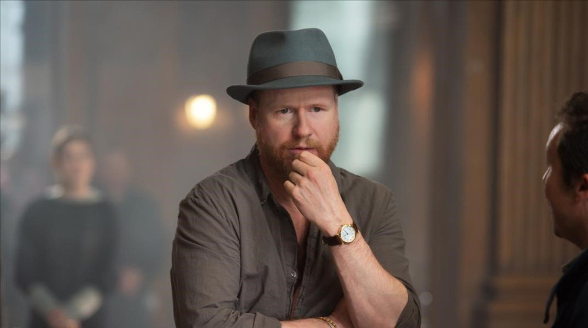 El director JossWhedon.