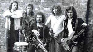 Una imagen del grupo King Crimson, en los 70.