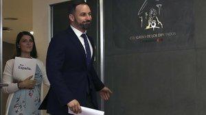 Vox fitxa com a assessor l'expresident de la Federació Espanyola de Caça