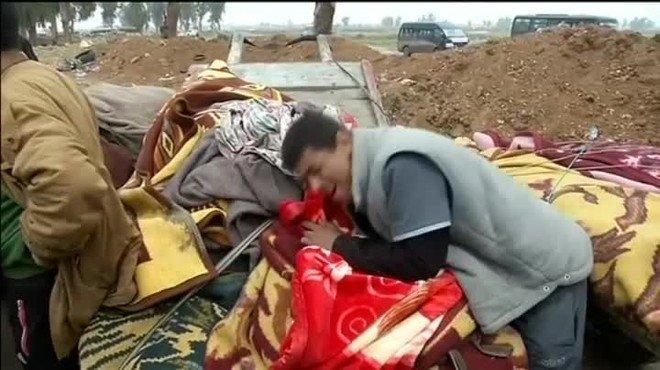 Els gihadistes podrien haver fet servirescutshumansen les posicions dels seus franctiradors.