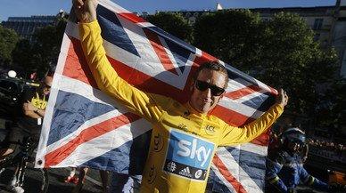 El Parlamento británico cuestiona la victoria de Wiggins en el Tour del 2012