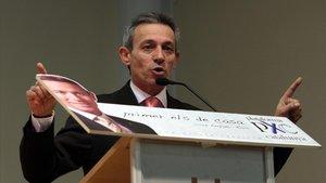 Dos anys de presó i inhabilitació per a Josep Anglada, que queda fora de les eleccions a Vic