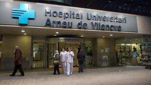 Hospital Arnau de Vilanova.