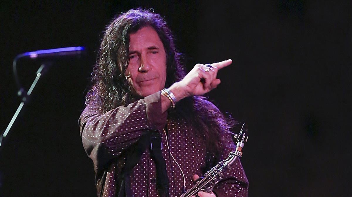 Jorge Pardo, una de las estrellas de la 25ª edición de Ciutat Flamenco.