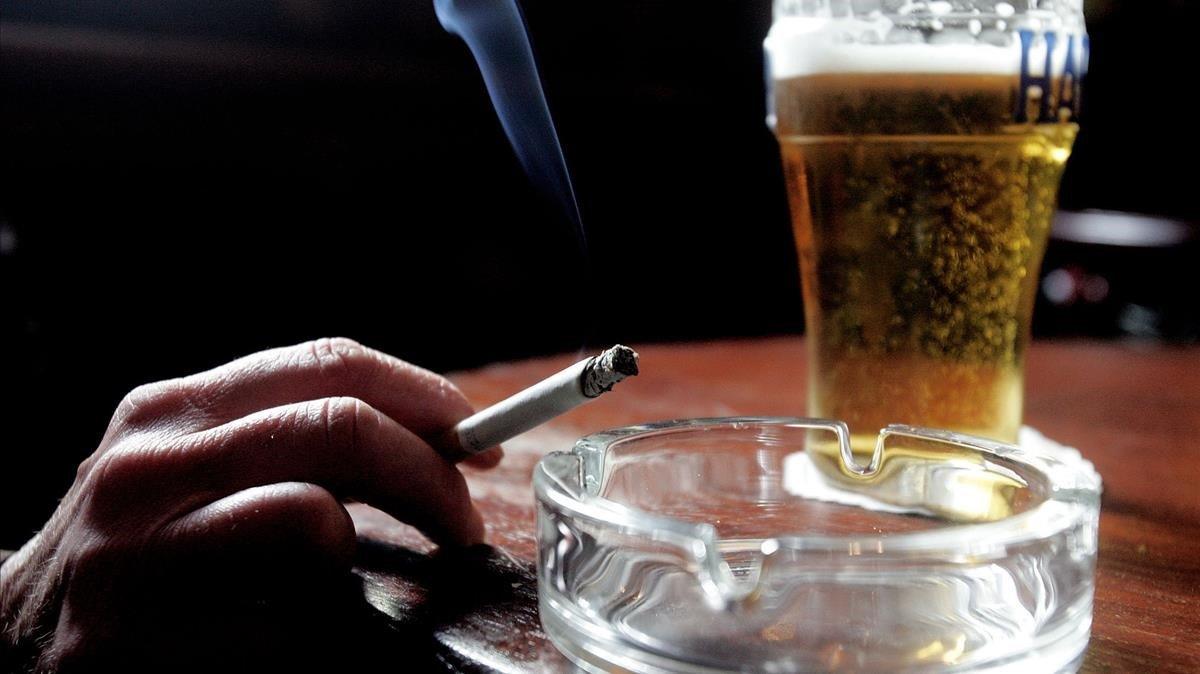 Resultado de imagen para evita el acohol y el cigarro