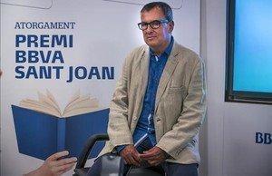 Rafael Vallbona guanya el premi BBVA Sant Joan amb la història d'un segle de la Cerdanya