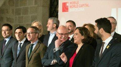 Barcelona se conjura para defender el Mobile World Congress