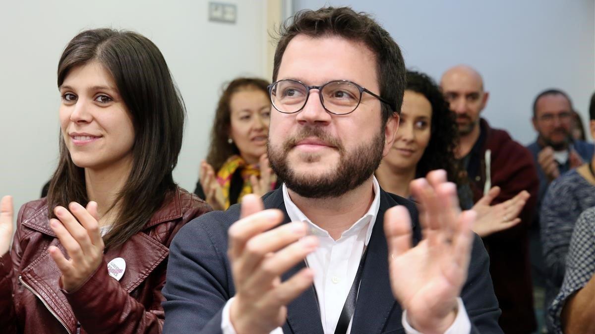 ERC apunta un Govern amb els comuns després de les eleccions