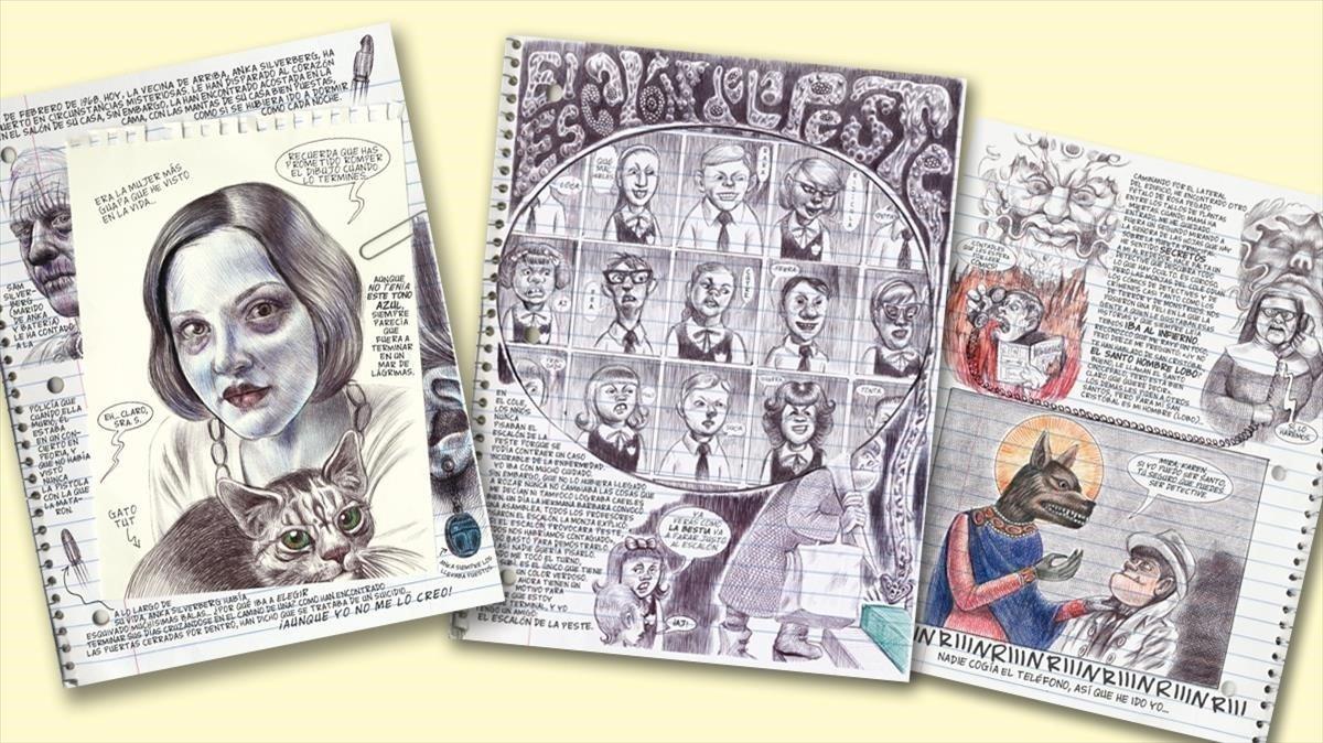 Els monstres, bons i dolents, del còmic de l'any