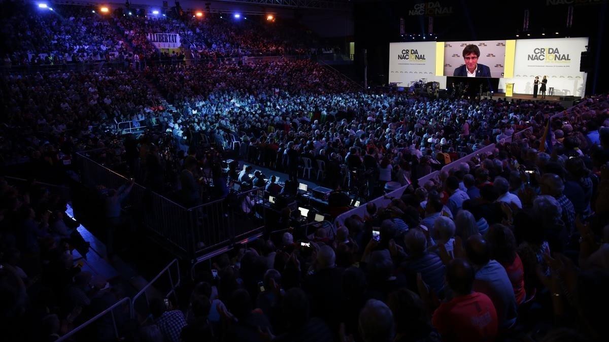 La Crida de Puigdemont formalitza la seva opa al PDECat