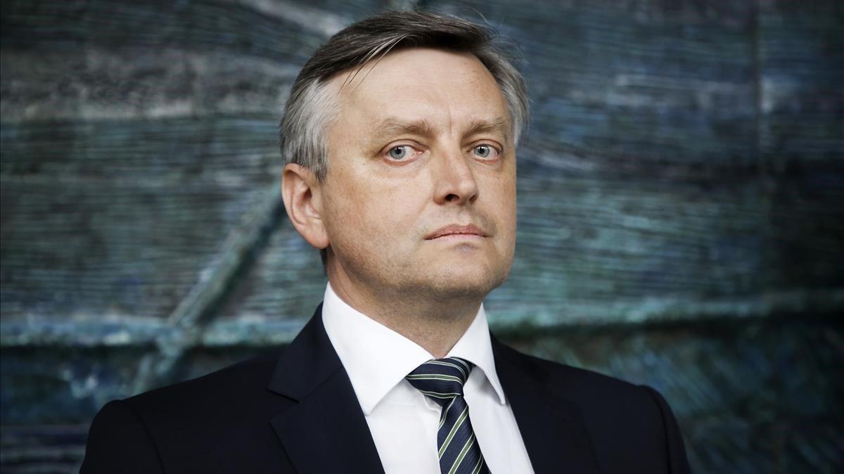 Sergei Loznitsa, en mayo del 2018.