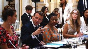 Les grans potències acudeixen dividides al G-7 de Biarritz