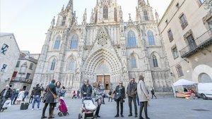 Polèmiques (i secrets) catedralicis