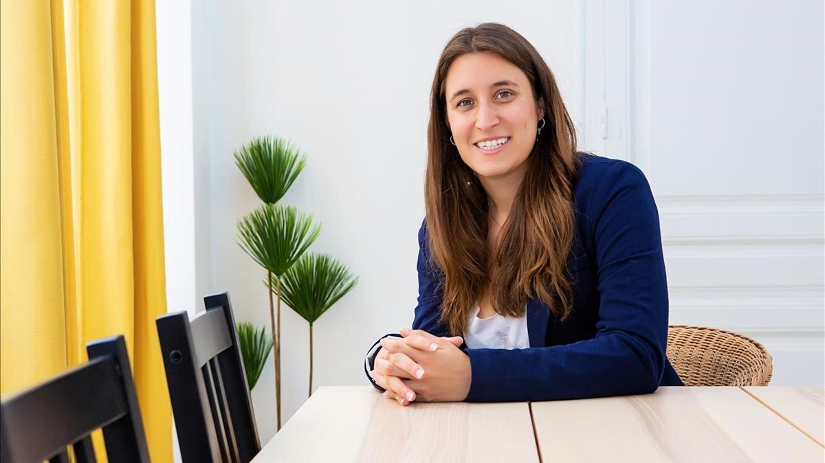Laia Comas, fundadora de Inèdit Barcelona.