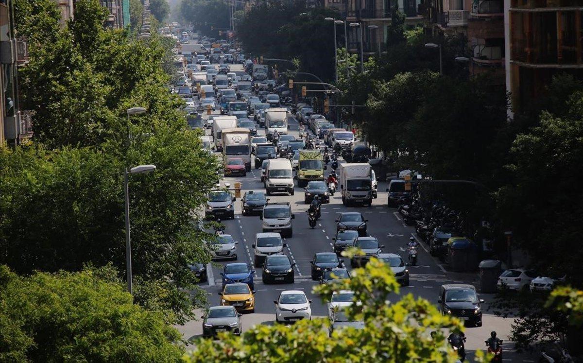 Rèplica municipal a la carta 'Los cambios en la movilidad en Barcelona...'
