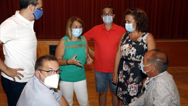 Sis alcaldes del Baix Segrià (Lleida) no apliquen el nou confinament del Govern