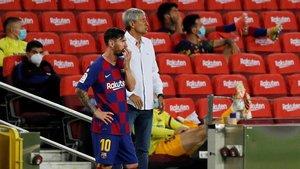El Barça es juga la vida en la Champions en precari