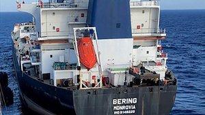 El Bering, uno de los petroleros incautados por EEUU.